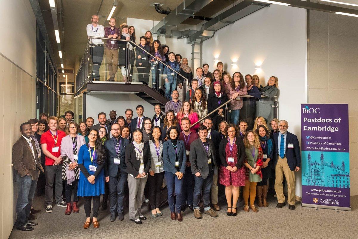 National Postdoc Meeting 2017 Participants