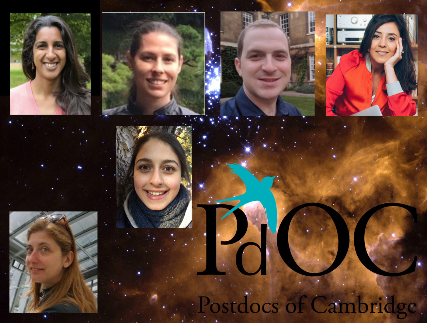 PdOC Space Talk And Dinner