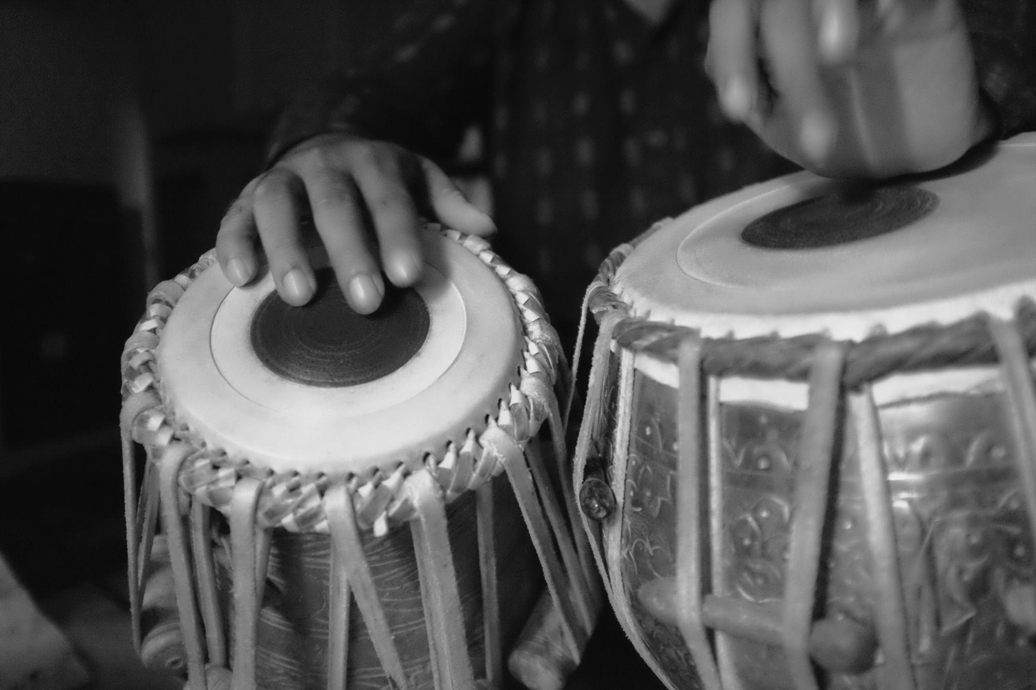 Image courtesy of Tabla Maestro Muthu Kumar