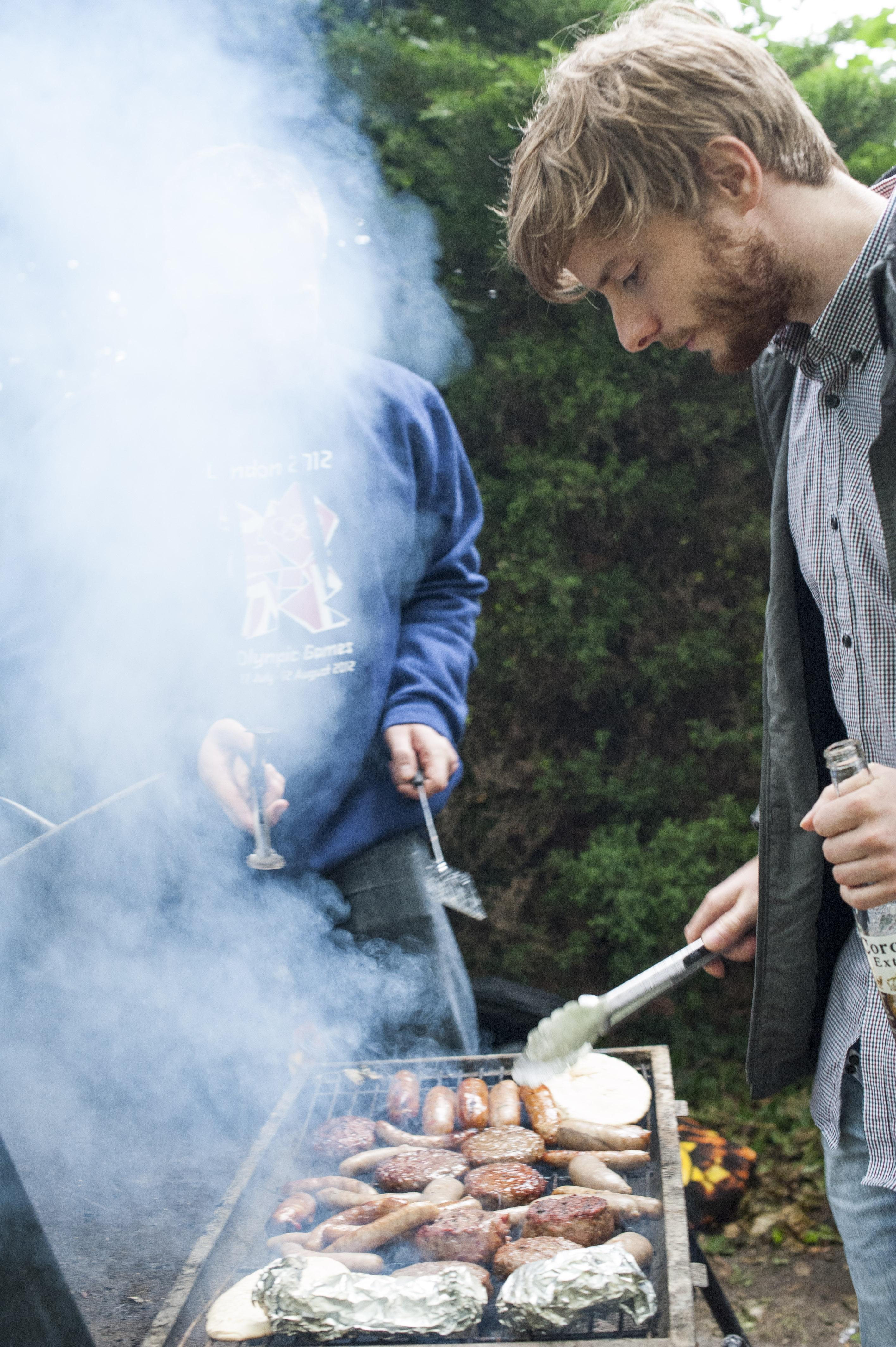 Smoky barbecue
