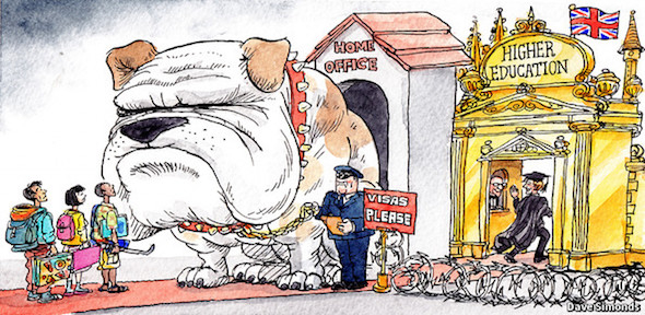 Immigration Bulldog